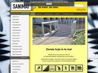 Sanimat - Rubberen matten, veiligheidsmatten ...