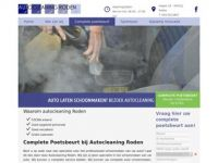 Autocleaning Roden - Complete poetsbeurt auto