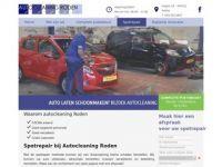 Autocleaning Roden - Auto uitdeuken