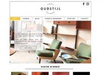 Oudstijl - Vintage meubelen Rotterdam