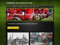 Oldtimer tractoren in Hem