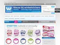 Winkelstickers