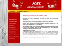 Joel Handmake Cards