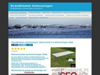 Strandfeesten Scheveningen - Beach party's ...