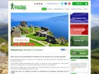 Hillwalk Tours - Wandelvakantie in Schotland