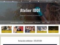 Atelier IDDI - Schilderijenrestauratie