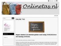 Online Tas - Tassen, portemonnees, armbanden ...