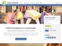 ArtiPack draagtassen en verpakkingen