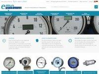 Emvo - Thermometer of manometer