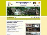 Groepsaccommodatie Zonnehoek Exloo