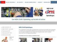 NEN 3140 vop