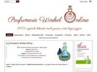 Screenshot van parfumeriewinkelonline.nl