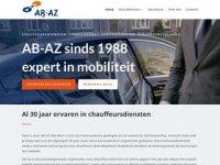 AB AZ - chauffeursdiensten