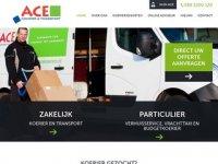 De Bruyn Koeriers.Transport Lopik Webtop20