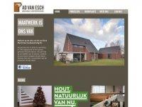 Ad van Esch machinale houtbewerking bv