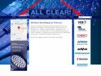 All Clear - Beveiling en Telecom