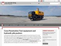 A.P. van den Berg sondeerapparatuur en ...