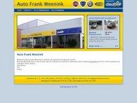 Auto Frank Weenink