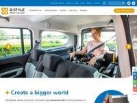 B-Style - Rolstoelauto's & aangepaste auto's