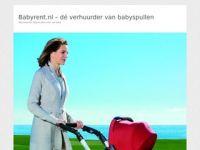 BabyRent webwinkel