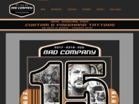 Bad Company - Tattoos & Piercings