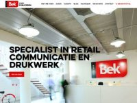 Bek Grafische Producties - Bek Crossmedia ...