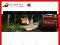 Bennie Brummelman - grondwerk, grondverzet ...