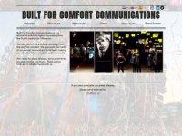 Built For Comfort Communications