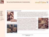 Bob van Noord - meubelstoffeerderij en ...