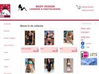 Body Design - permanent make-up, tatoeages, ...