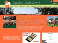 Camping Bonte Hoeve - De camping voor rust ...