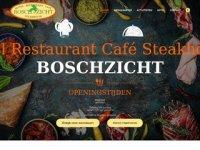 Hotel Restaurant Caf� Steakhouse Boschzicht