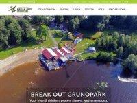 Breakout Grunopark - paintball, waterskien ...