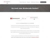 Parket van Parketmeester Haarlem