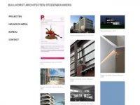 Bullhorst Architecten Stedenbouwers Den Haag