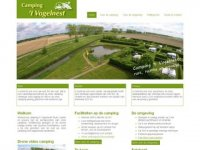 Screenshot van campinghetvogelnest.nl