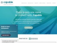 Capable - Cable Application Engineers
