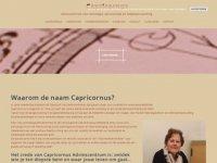 Capricornus astrologie