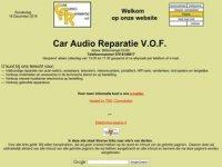 Car Audio Reparatie