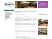 Chem-Dry van der Schoot - tapijt en meubel ...