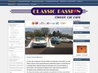 Classic Passion - Classic Car Care - Happy ...