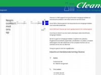 Cleanex - Reinigingsmiddelen Producent