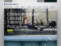 Concept 2 Benelux