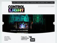Startpagina CONTROL LIGHT