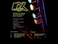 CX Sound & Light