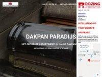 Dakpanparadijs - nieuwe of gebruikte ...