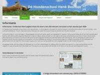D� Hondenschool Henk Bosman