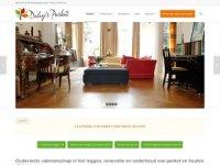 Screenshot van deley.nl