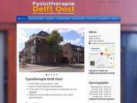 Praktijk voor Fysiotherapie Delft-Oost