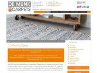 De Munk Carpets - Importeur en groothandel ...